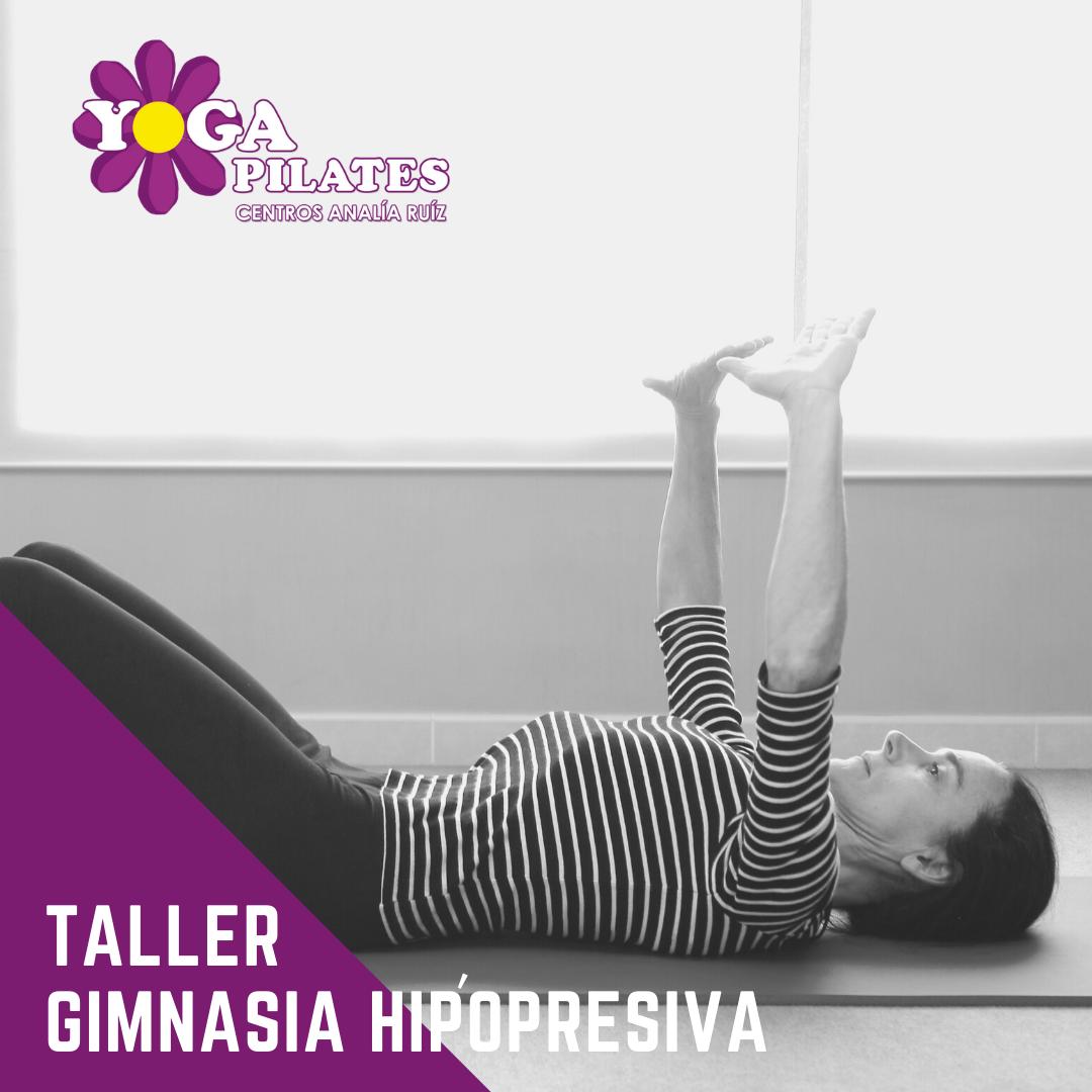 taller gimnasia hipopresiva y suelo pelvico
